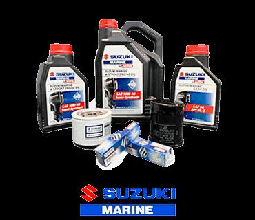 Suzuki boat Engine parts - Salmarine