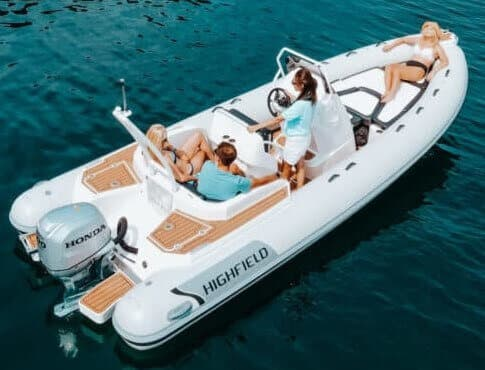 Ribs Boat For Sale